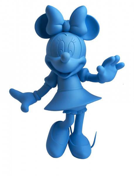 Minnie Welcome Neon