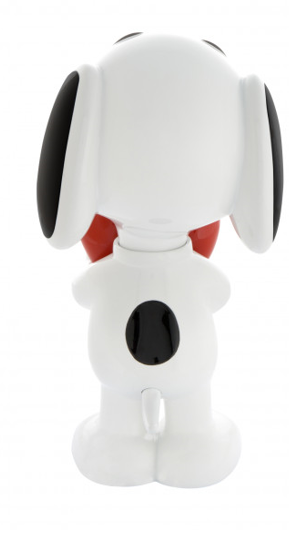 Snoopy Heart Original Life Size